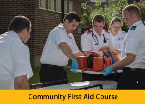Community First Aid Course