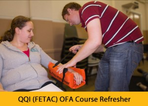 QQI (FETAC) OFA Course Refresher