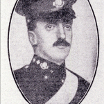 Superintendent Holden Stodart, killed during the 1916 Easter Rising while tending casualties.