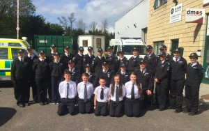 Glanmire combined Senior & Cadet Divisions