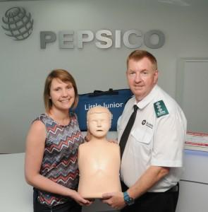 PepsiCo Presentation St John Ambulance